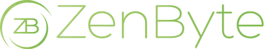 zenbyte-title-logo-text